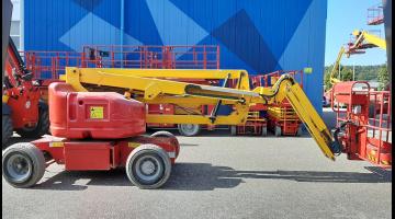Genie Z45/25 J DC Baujahr: 2012