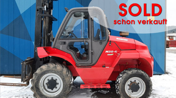 Manitou M30-4 with sideshift